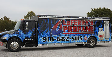 Commercial Propane Services