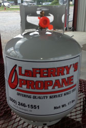 Propane Bottle Exchange
