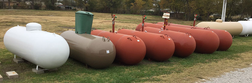 Used Tanks & Equipment | LaFerry's Propane | Residential, Commercial